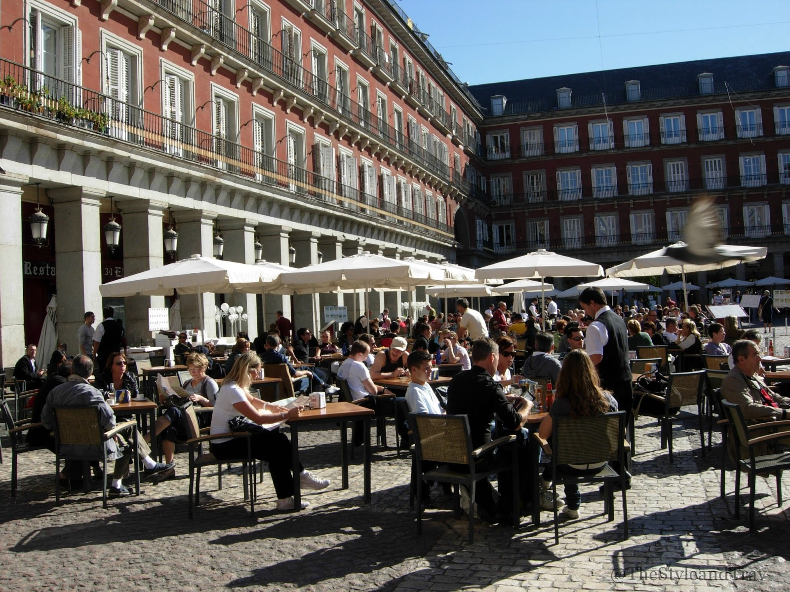 Restaurants Near Madrid
