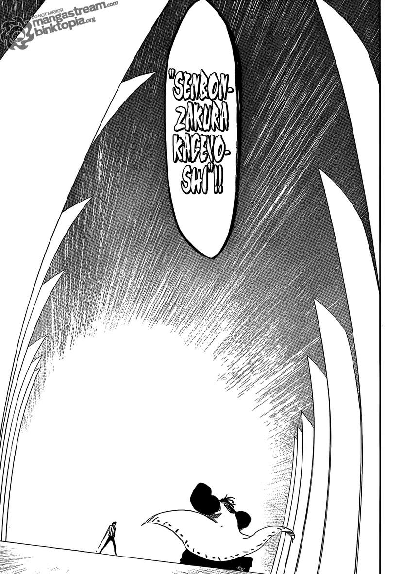 Bleach chapter 472 trang 7