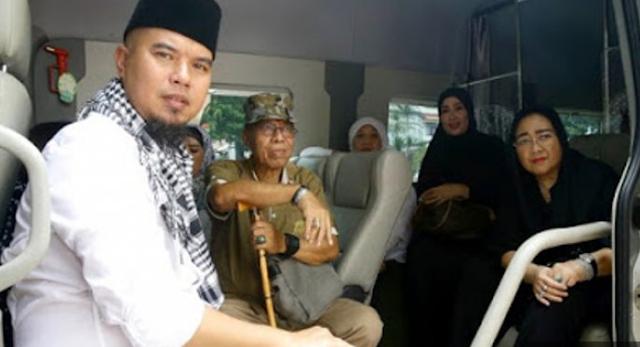 Penangkapan Saya Seperti Penangkapan PKI katan Ahmad Dhani