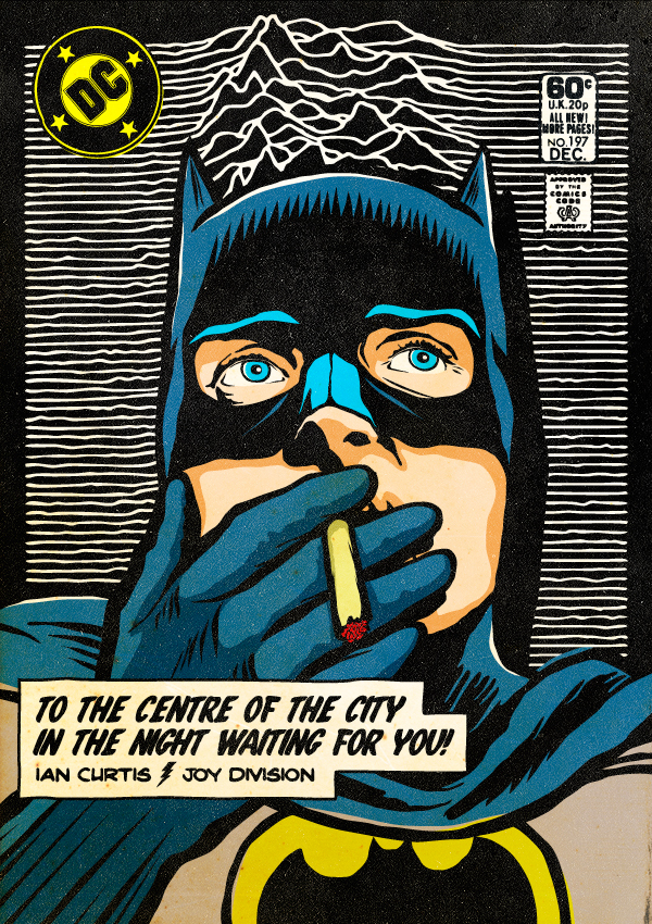 Butcher Billy. The Post-Punk / New Wave Super Friends. Doctor Ojiplático