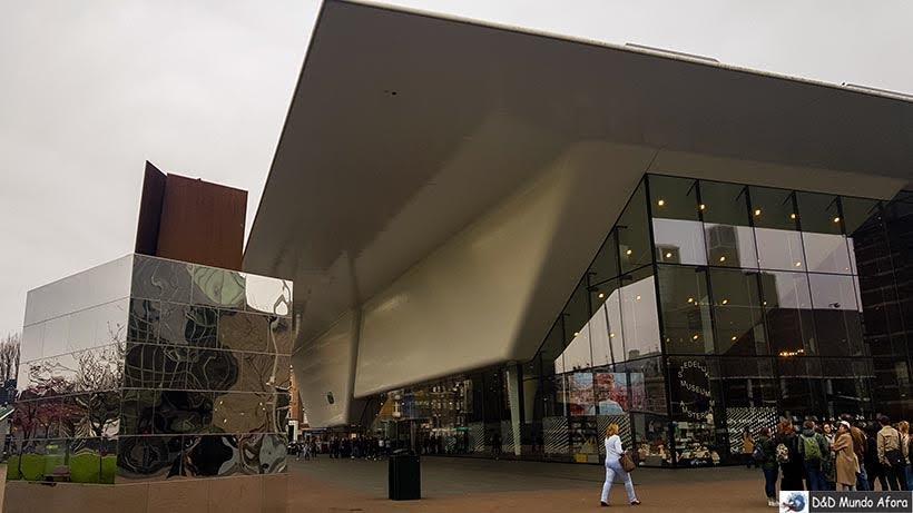 Museu Stedelijk - O que fazer em Amsterdam: 28 atrativos