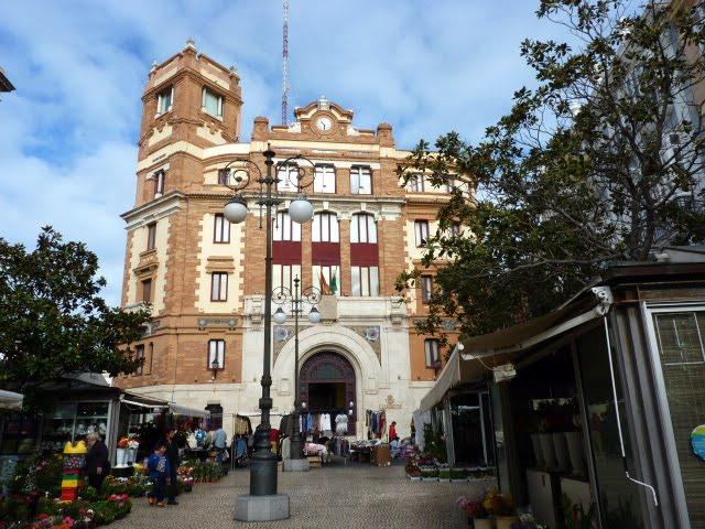 Edificio de correos , Cádiz