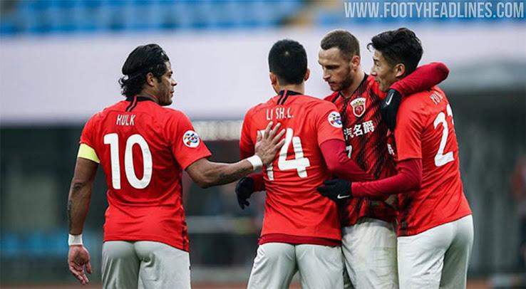 Shanghai Fußball