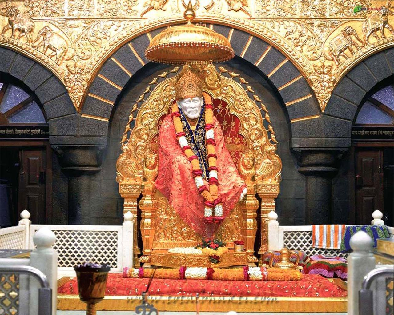 Alayx Wallpaper Sai Baba Wallpapers Shirdi Original Sai Darshan