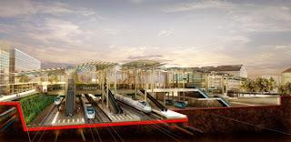 Estacion AVE Ourense Foster