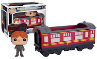 Hogwarts Express Engine with Ron Weastley Pop! Ride Series