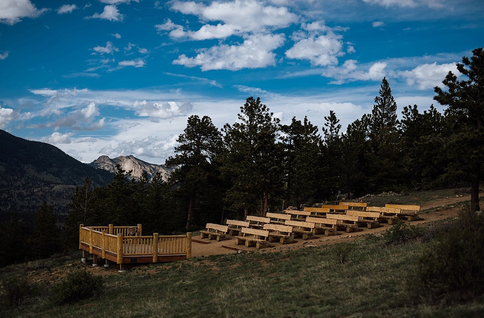 Estes Park Center Wedding Venue