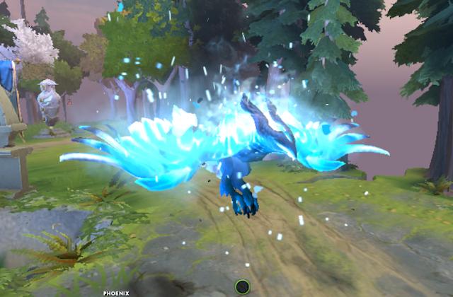 Mod Ice Phoenix