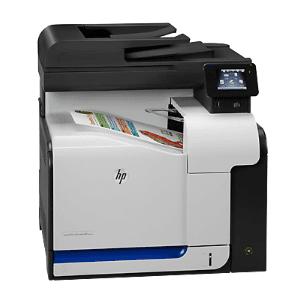 HP LaserJet Pro 500 Color MFP M570dn Driver