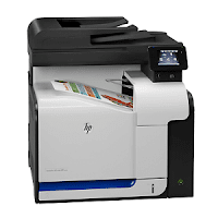 HP LaserJet Pro 500 Color MFP M570dn Driver Download
