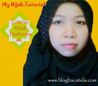 Tutorial Hijab Pashmina Simple Sehari-hari Edisi Ramadhan