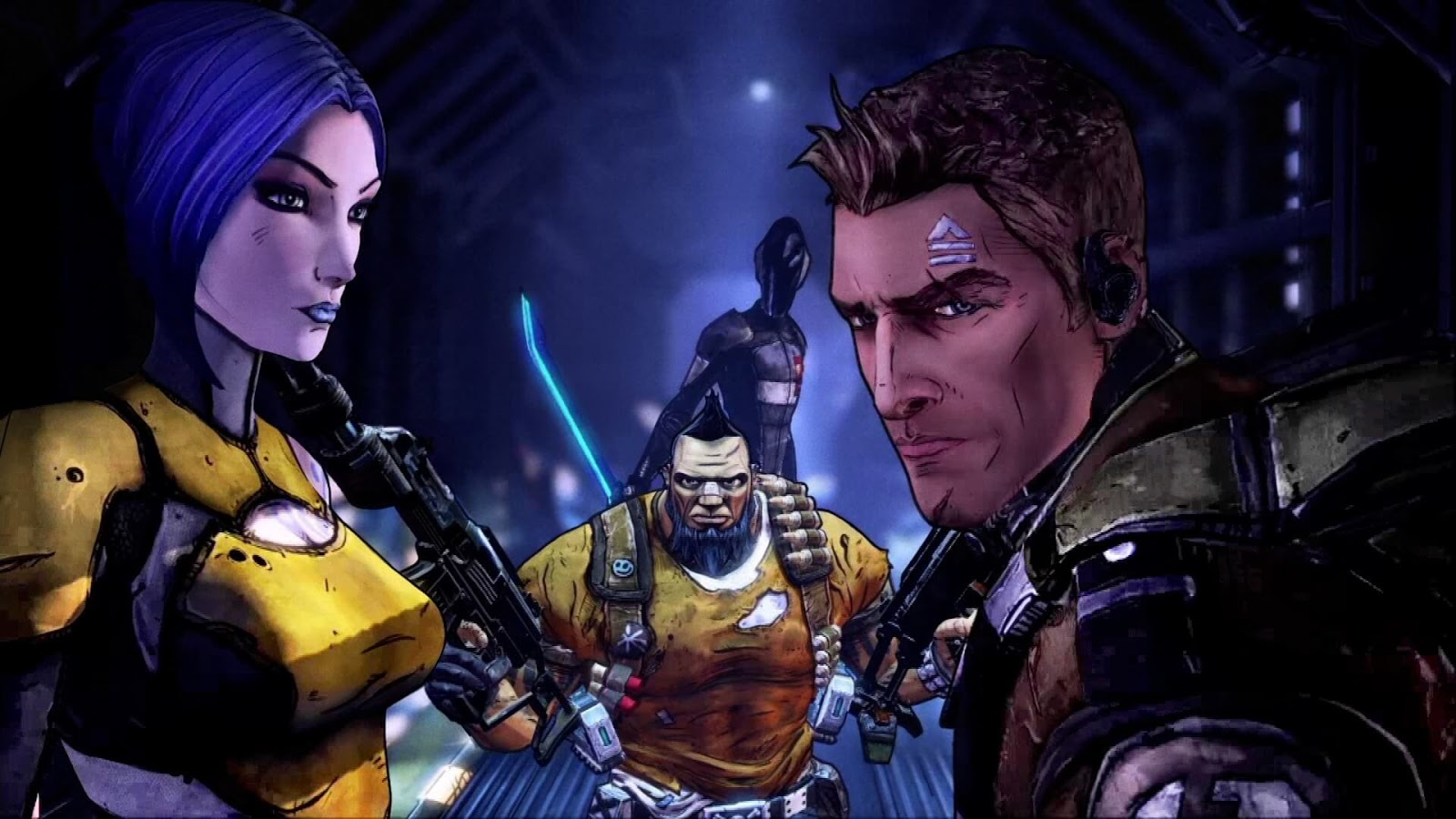 Borderlands The Handsome Collection Remastered