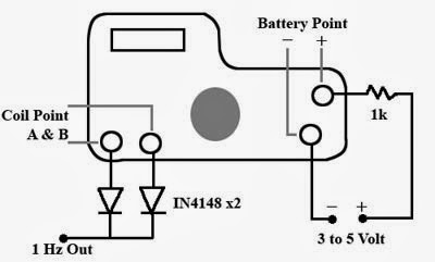 Positive And Negative Power Supply Circuit Positive And