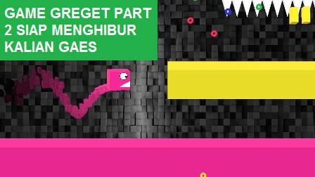 Cube color switch, Game endless run yang ngalahin gregetnya Geometry Dash