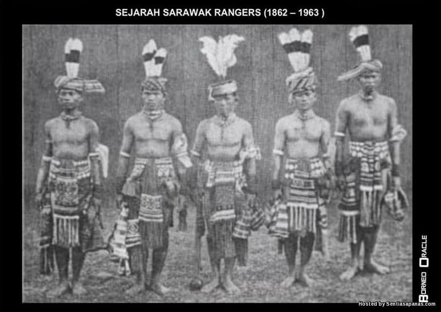 Sejarah 'Sarawak Ranger' Tentera Terbaik Di Dunia