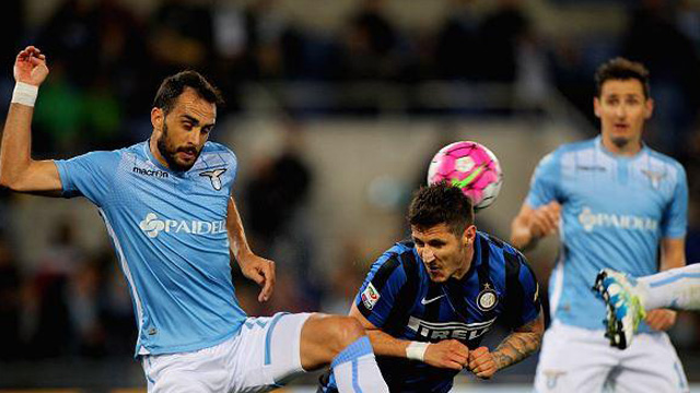 [Video] Cuplikan Gol Lazio 2-0 Inter Milan (Liga Italia)