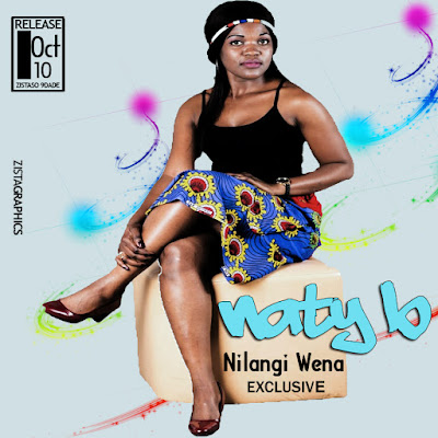 Naty B - Nilangi Wena (Prod. Kadu Groove Beatz) 2018 | Download Mp3