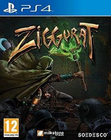 Ziggurat PS4 [PKG] Oyun İndir [Multi]