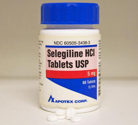 سيليجيلين Selegilin لعلاج الشلل الرعاش