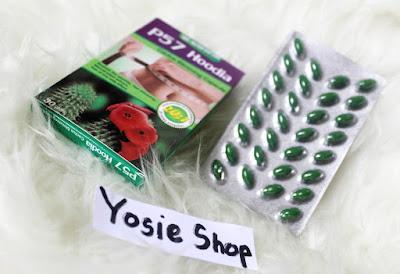P57 Hoodia Cactus Slimming Capsule Terbaru Obat Pelangsing