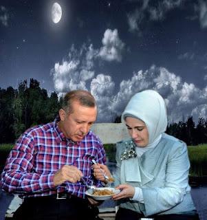 Jacaylka madaxweynaha turkiga Erdoghan