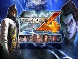 Tekken 4 PC Game Download