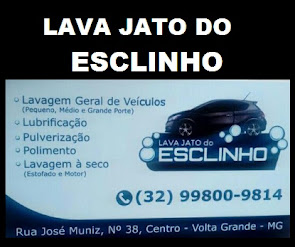 .LAVA A JATO  DO ESCLINHO