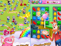 Candy Crush Saga Mod Apk v1.90.0.6 For Android