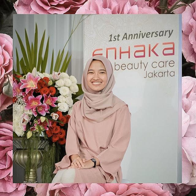 Anniversary Enhaka Beauty Care