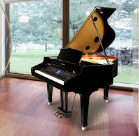 digital baby Grand piano