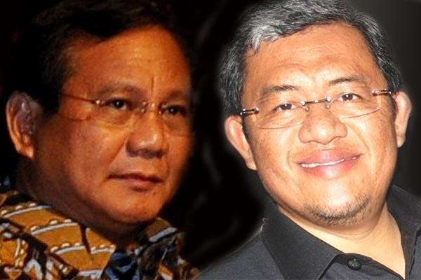 Wasekjen Gerindra: Aher Cocok Jadi Cawapres Prabowo