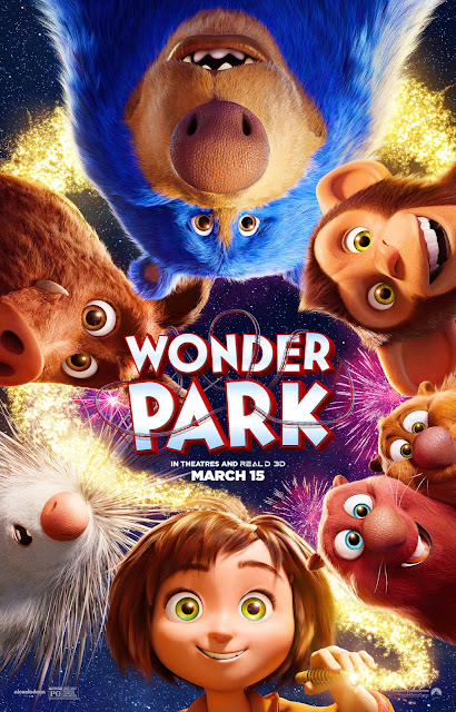 ATLANTA: Win a Pair of Tickets to See Wonder Park Advance Screening March 9th  via  www.productreviewmom.com