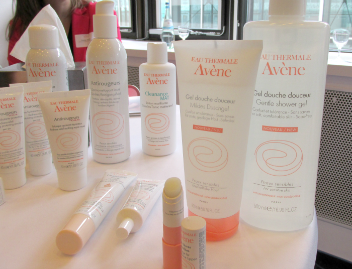 Beauty Press Blogger Event - Avene