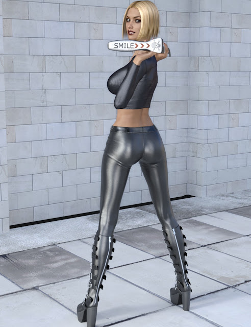 Wetlook Outfit for Genesis 3 Female