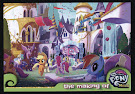 My Little Pony Friendship Festival MLP the Movie Trading Card