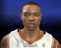 NBA 2K14 Shannon Brown Cyberface Mod