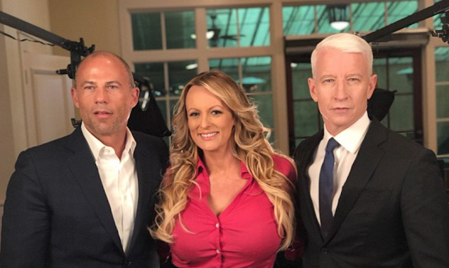 We're not ready to show Stormy Daniels' 60 Minutes interview with Anderson Cooper says CBS - but we've no idea how Trump's lawyers could stop it