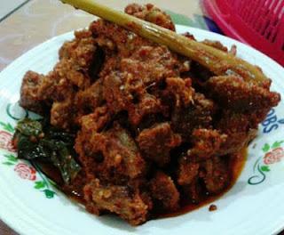 Resepi Rendang Daging Noxxa Yang Sedap Dan Senang
