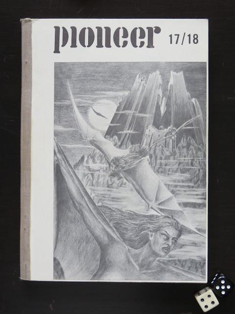 Rezension von Krieg der Automaten in Pioneer 17/18 (1964)