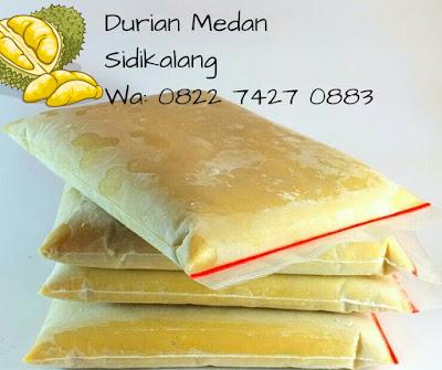 durian medan sidikalang