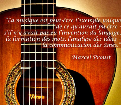 Marcel Proust despre muzica