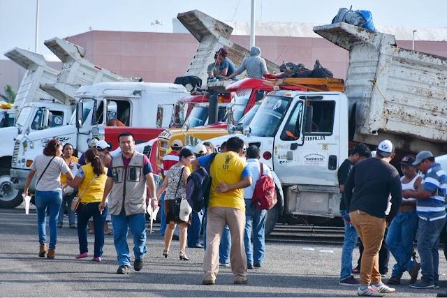 Ciudadanos desechan más de 880 toneladas de cacharros