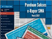 Aplikasi Rapor SMA/MA Kurikulum 2013 Plus Panduannya