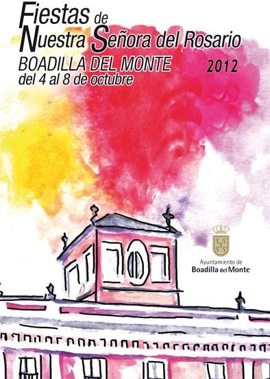Resumen Programa de las  fiestas de Boadilla del Monte 2012