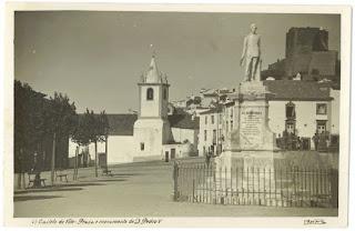 OLD PHOTOS / Igreja de São João, Castelo de Vide, Portugal