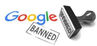 اسباب عقاب المواقع في جوجل