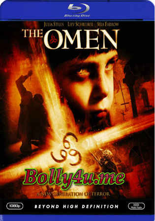 The Omen 2006 BluRay 950MB Hindi Dual Audio 720p Watch Online Free Download Full movie bolly4u