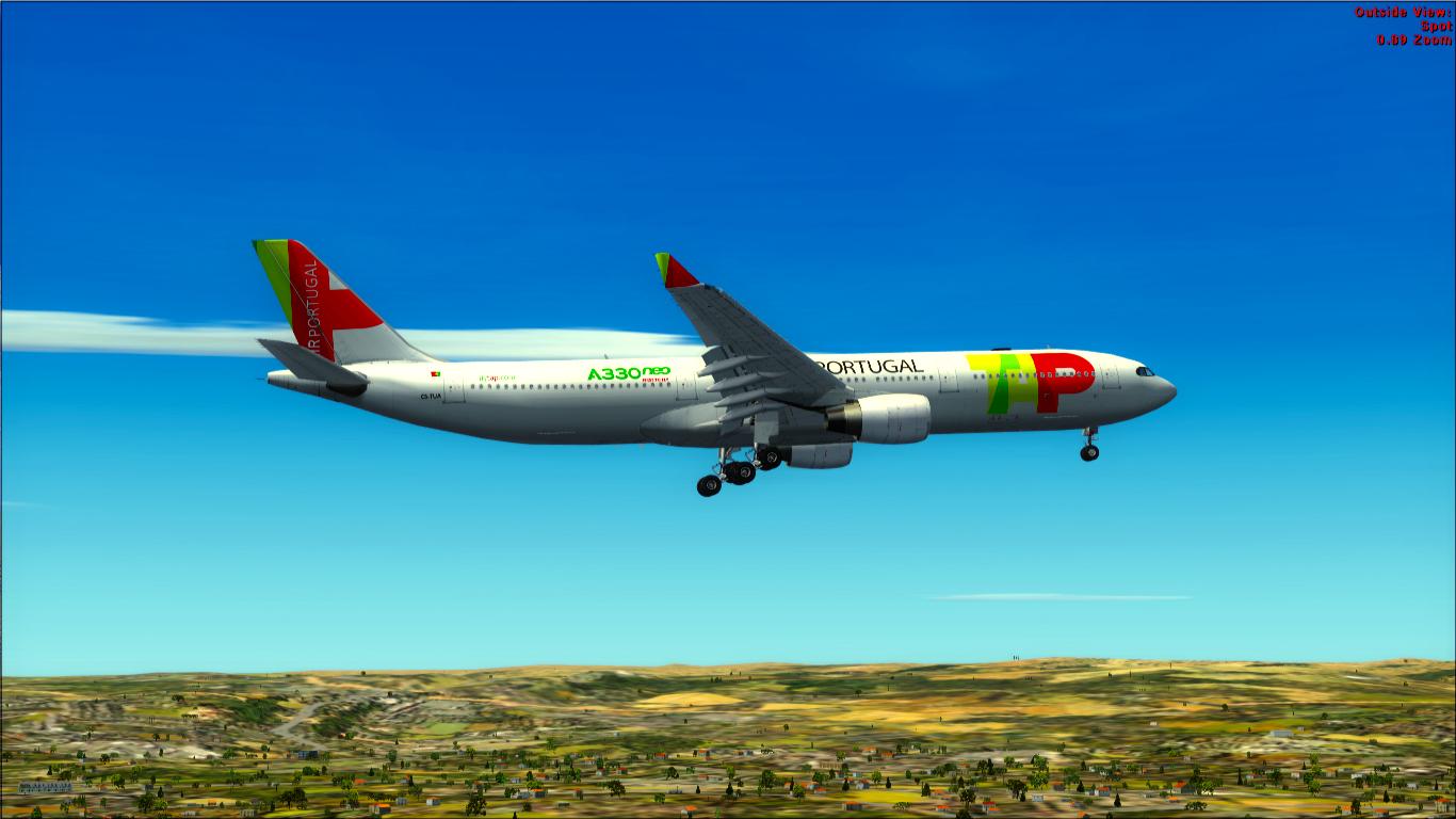 FlyRepaints : CLS- A330-900NEO TAP Portugal CS-TUA