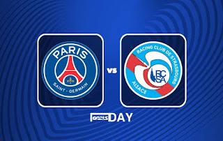 Paris SG vs Strasbourg – Highlights