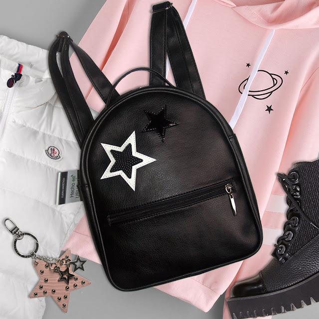 Mini Mochila Estrellas | Mod. 5096